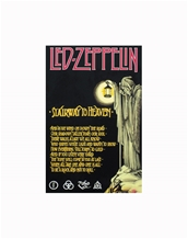 Stairway To Heaven-Led Zeppelin Music Posters