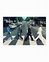 Abbey Road-Beatles Large Music Posters