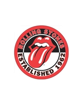 Established 1962 Button - Rolling Stones Rock Accessories