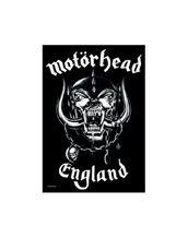 England-Motorhead Large Posters - Textile Poster Flags