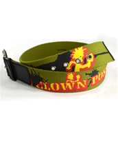 Art Olive Camo Belt-Insane Clown Posse Rock Belts
