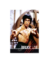Bruce Lee Photo Poster