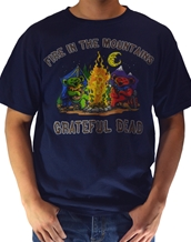 Fire In the Mountain Tee