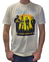 Waiting for the Sun-Doors Rock T-Shirts