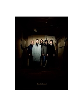 Radiohead Group Shot Poster - Radiohead Standard Size Posters