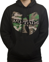 Camo Logo Pullover Hoodie