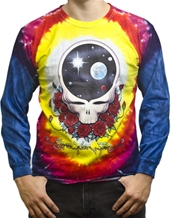 Space Your Face Long Sleeve