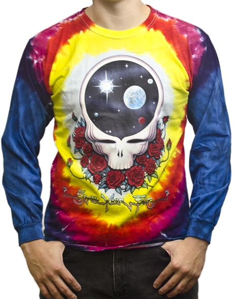 Space Your Face Long Sleeve (L)