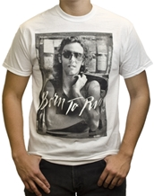 B&W Born to Run - Bruce Springsteen T-Shirts