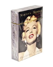 Monroe Photo Playing Cards