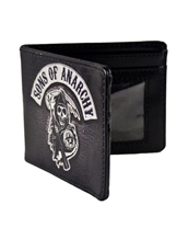SOA Patch Logo Wallet