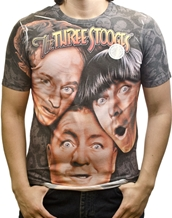 Stooges All Over Sublimation