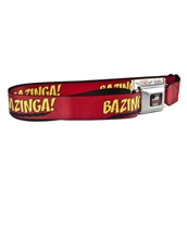 Bazinga! Seatbelt Belt