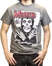 All Ages Skeleton - Misfits T-Shirts