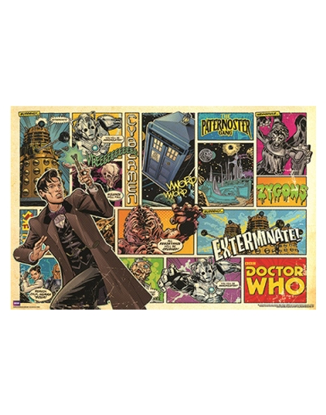 Doctor Who Comic Strip