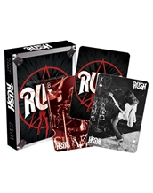 Rush 2015 Playing Cards
