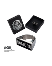 Samcro Rectangle Ring