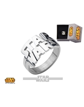 Star Wars Logo Cutout Ring