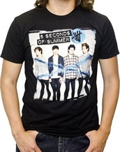 5SOS Album Shirt 11
