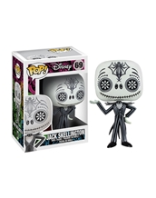 Day of the Dead Jack Pop Vinyl - Nightmare Before Christmas Pop Vinyl