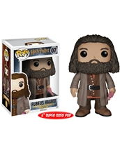 Rubeus Hagrid Jumbo Pop Vinyl - Harry Potter Pop Vinyl