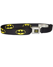 Batman Shield Seatbelt Belt
