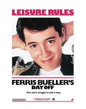 Leisure Rules Poster